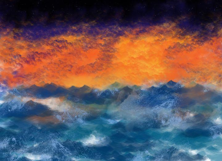 Violent Dawn - Vilified Art