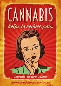 Cannabis stops chronic pain