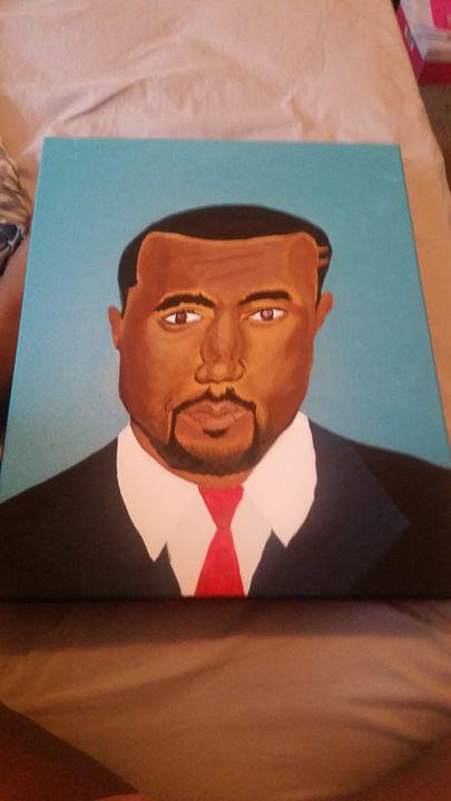 Mr. West for President -  Brittanynichols81