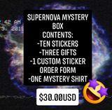 Spaceface Mystery Box: Supernova