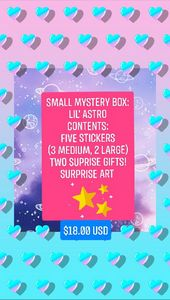 Spaceface Mystery Box: Lil' Astro