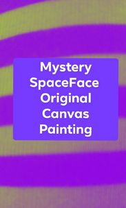 Limited Edition Mystery Painting!