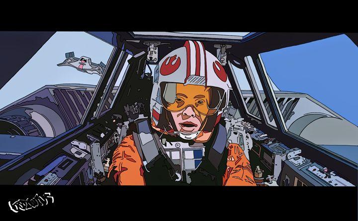 X-wing - Bazwivs