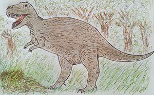 Deadly Dinosaurs - Amitava0112