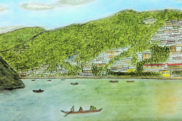 Nainital Lake  India - Amitava0112