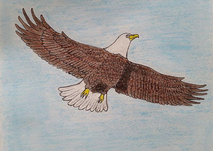 Eagle - Amitava0112