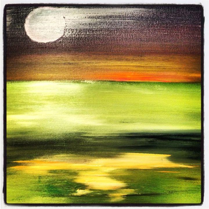 """Empty mind"" - J.K. Woods"