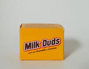 Milk Duds candy