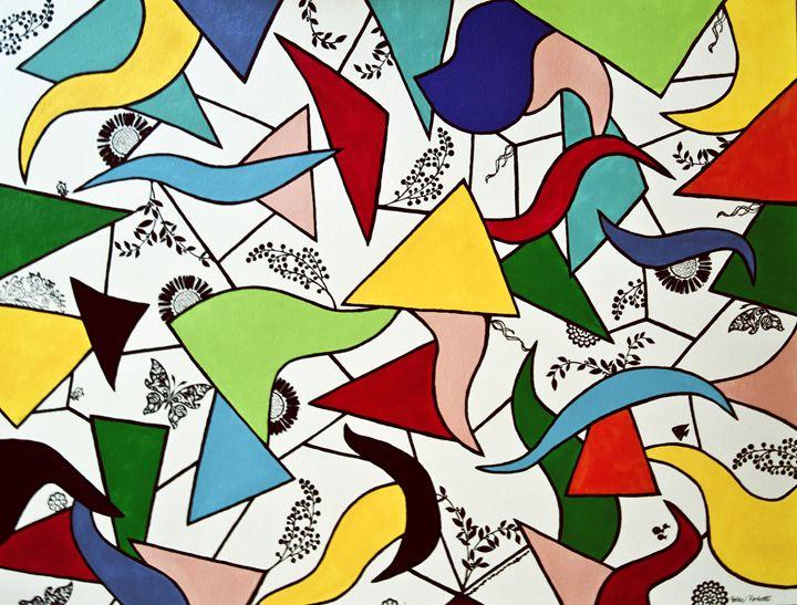 Color Mash - Petra's Gallery