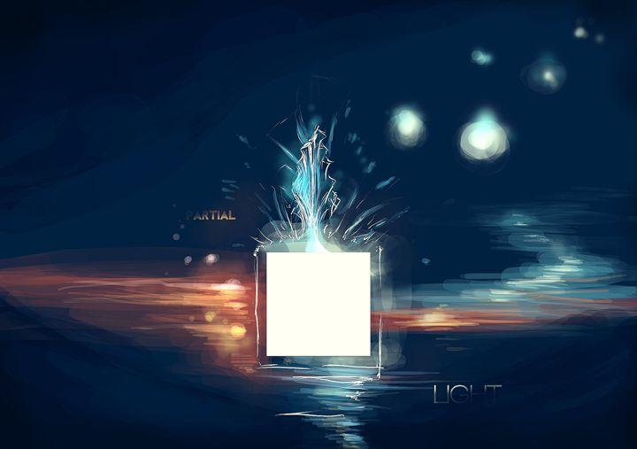 Partial Light - Gundriveth