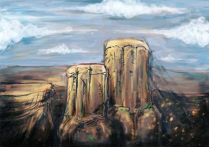 Twin Plateau - Gundriveth