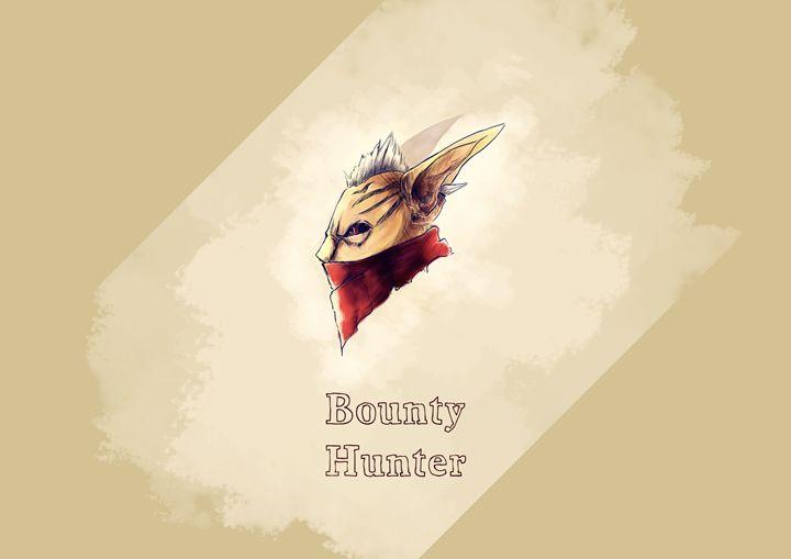 Bounty Hunter - Gundriveth