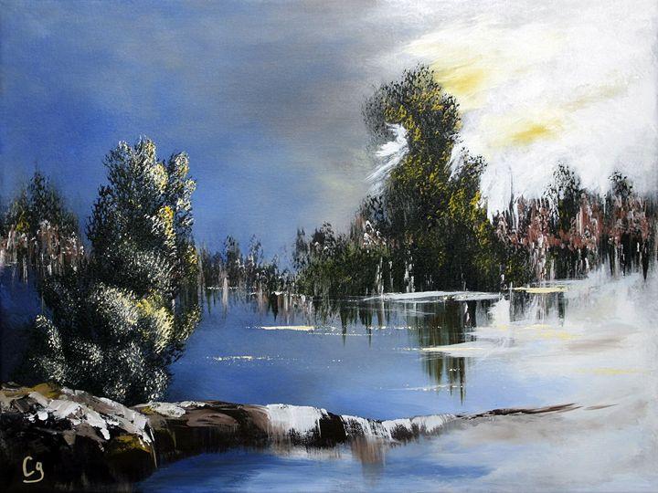 The Inverse Lake - Craig Granato Fine Art