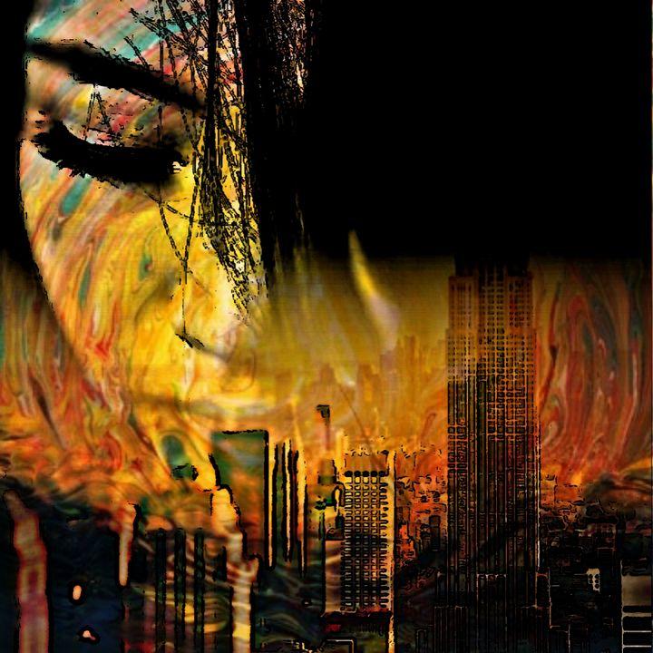 A woman's concrete life. - NATASHA LAX