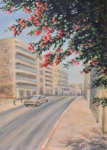 Eilat street Tel aviv