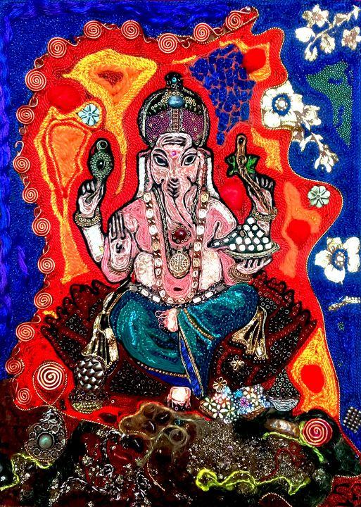 Ganesh - Susana Barrantes