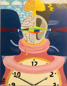Mind over matter - Alan Horne AH Art