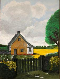 Tudor - Alan Horne AH Art