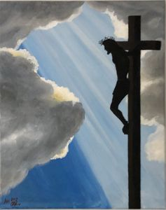 Jesus our lord - Alan Horne AH Art