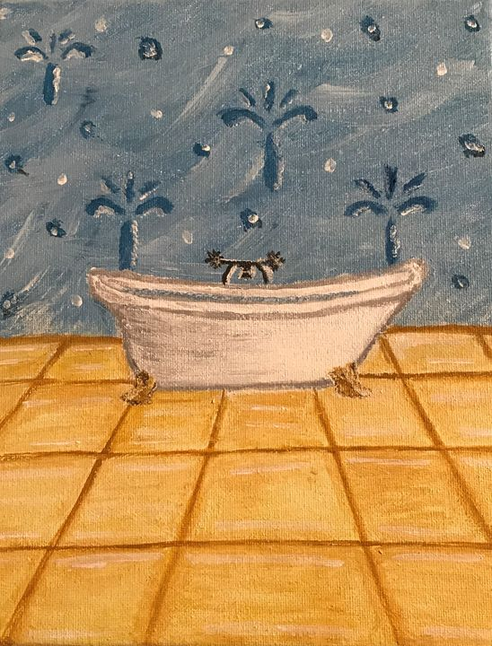Bath 1 - Kimberli Stidham