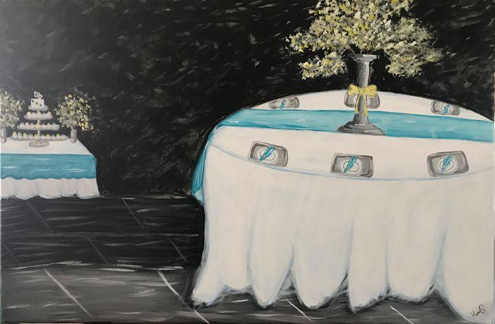 Reception - Kimberli Witucki