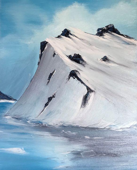 Glacier - Kimberli Witucki