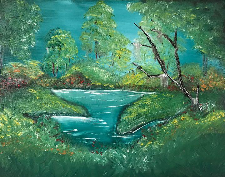 Tranquil Hideaway - Kimberli Witucki