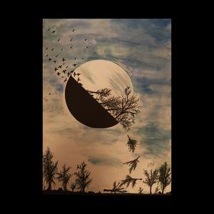 Worldwide painting