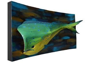 Palm Tree Mahi Mahi