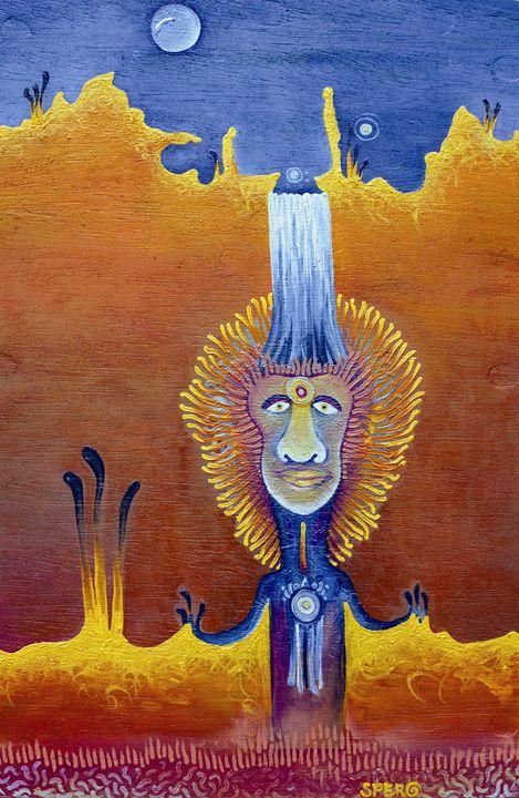 Desert Leo - SPERO ART