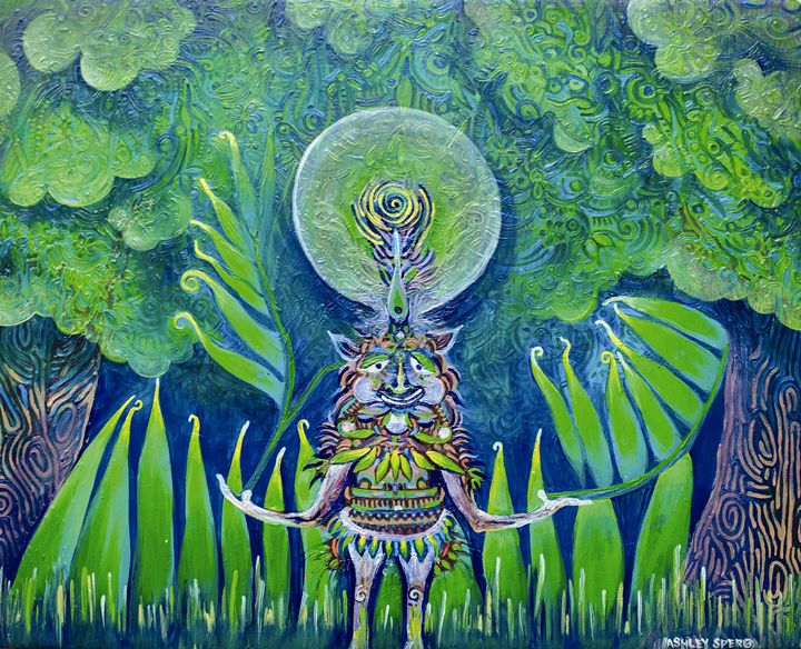 Creature of the Forest - SPERO ART
