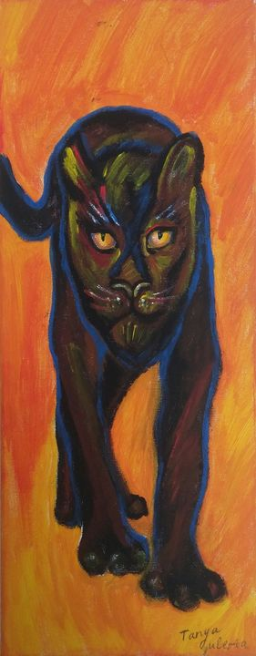 Black puma - Artbox