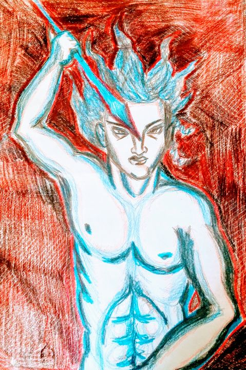 Shiva's Anger - Artbox