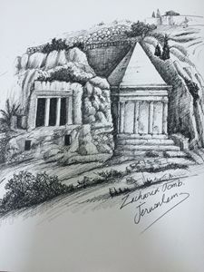 Zakharia tomb