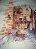 original watercolors