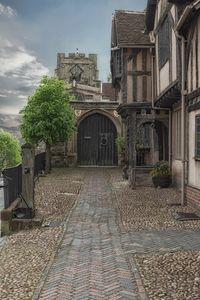 The Lord Leycester Hospital Warwick