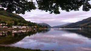 Still Evening in Lochgoilhead