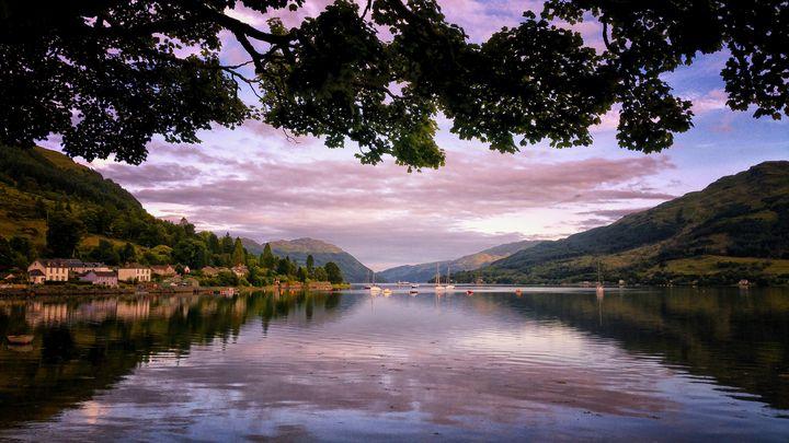 Peace and Serenity - Lynn Bolt Lochside Photos