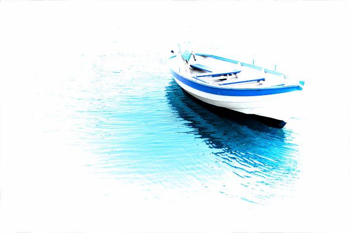 The Rowing Boat - Lynn Bolt Lochside Photos