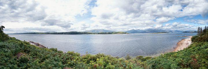 Loch Linnhe - Lynn Bolt Lochside Photos