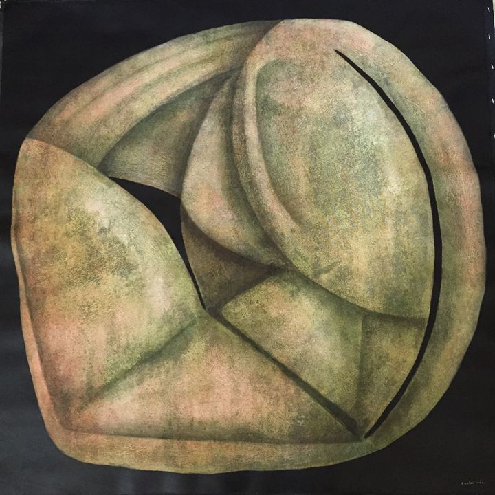 Fetus - Carlos León Cruz Art