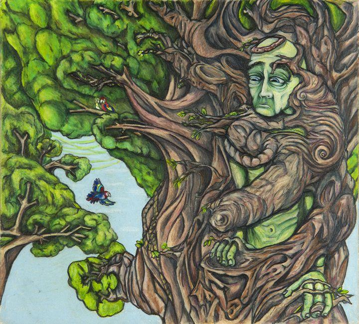 Man in the Tree - Joe Chambers