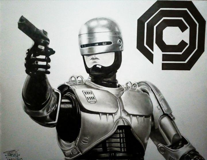 RoboCop (1987) Drawing - Marv