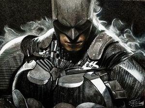 Batman: Arkham Knight Drawing