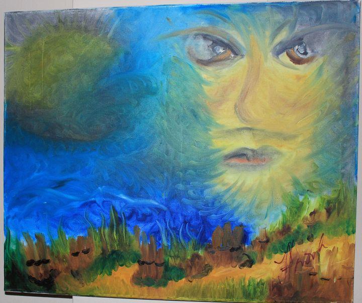 THE CREATOR - Hristina Yonova