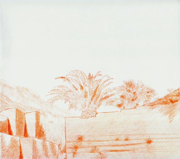Palm Trees by Robert S. Lee (p. 18) - Robert S. Lee