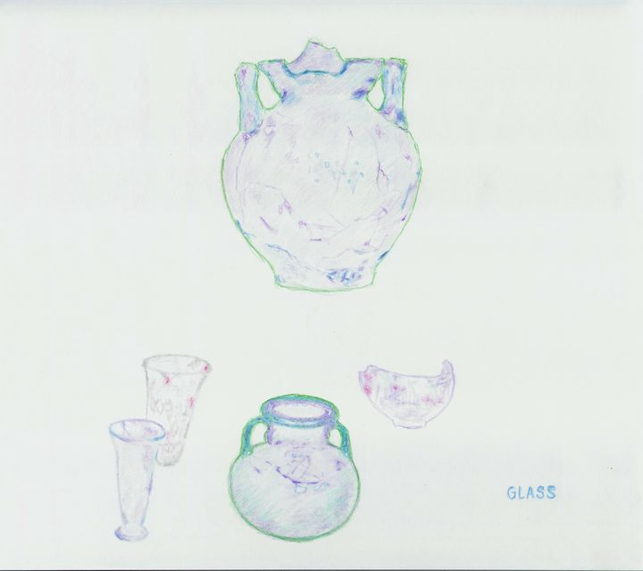 Glass by Robert S. Lee (p. 77) - Robert S. Lee