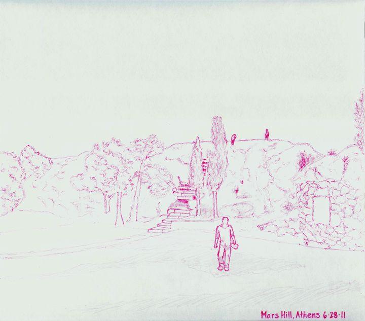 Mars Hill by Robert S. Lee (p. 129) - Robert S. Lee