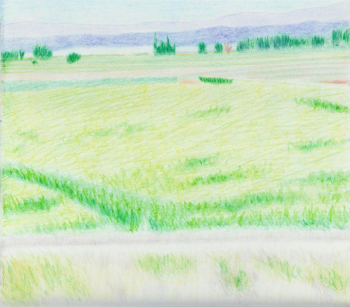 Field by Robert S. Lee (p.164) - Robert S. Lee