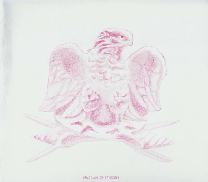 Roman Eagle by Robert S. Lee (p. 34) - Robert S. Lee